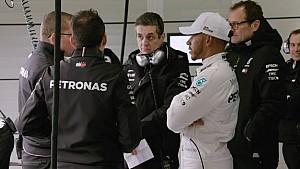 De F1-ontwikkelingsrace naar Barcelona