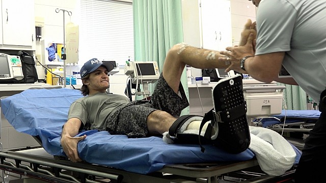 IndyCar Pietro Fittipaldi's road to recovery