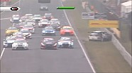 TCR Europe Zandvoort: Crash Start race 1