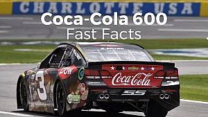 Fast Facts: Coca-Cola 600