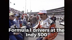 F1 Drivers at Indy 500
