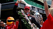 Highlights of the Indy500