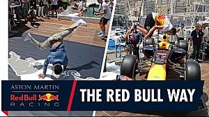 Du breakdance et de la F1 à Monaco!