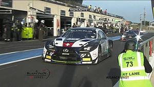 Highlights Blancpain GT Paul Ricard 1000kms