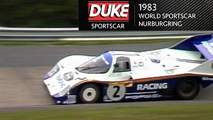 Le record de Stefan Bellof au Nürburgring en 1983
