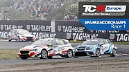 LIVE - TCR Europe - Spa - Course 1