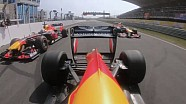 Ricciardo, Verstappen et Coulthard s'amusent à Zandvoort