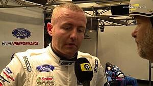 24 Heures du Mans 2018 - Interview d'Olivier Pla