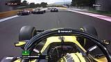Les ralentis du départ du GP de France