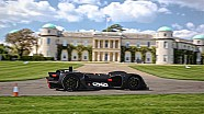 Roborace at Goodwood FOS