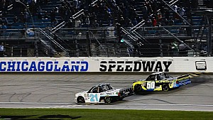 GMS Racing drivers preview Chicagoland Speedway