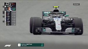 Valtteri Bottas s'offre la pole au GP d'Autriche